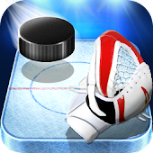 Hockey Goaltender 3D