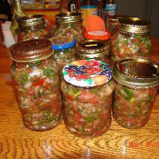 Willy's Hot Salsa.