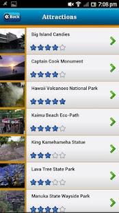 Big Island Offline Map Guide - náhled