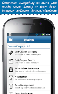 A totally different coupon organizing method you could try is using your smartphone and a coupon organizing app! While most coupon apps require you to use the app's database to find coupons, SnipSnap allows you to photograph actual paper coupons that you have!