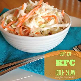 KFC Coleslaw.