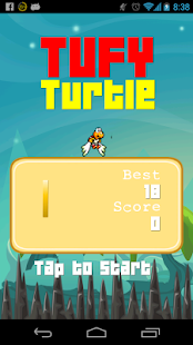 Tufy - The flying turtle - screenshot thumbnail