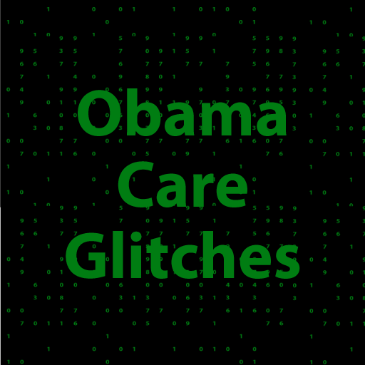 Obamacare Glitches- screenshot