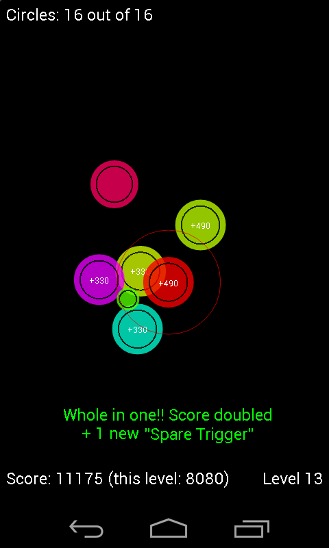 Circle Squish- screenshot