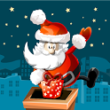 Helpless Santa icon
