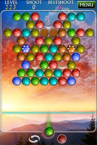 Bubble Attack- screenshot