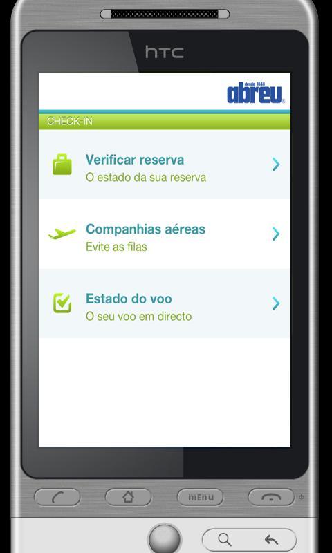 Agência Abreu- screenshot