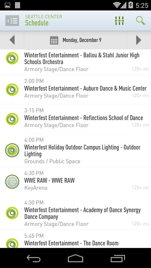 Seattle Center- screenshot