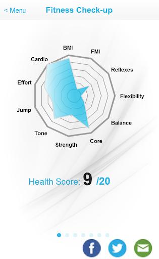 【免費健康App】Fitness Check-up Pro-APP點子
