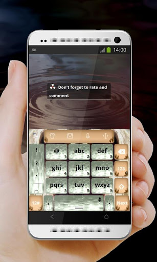 玩個人化App|天使之戰 TouchPal Theme免費|APP試玩