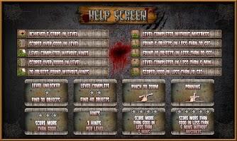 Screenshot of Haunted House 3 Hidden Object