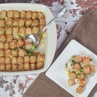 Chicken Tot Pie
