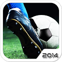 Play Real Football 2014 icon