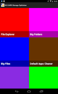 SD CARD Storage Optimizer - screenshot thumbnail
