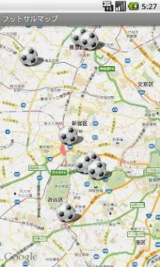 フットサルマップのおすすめ画像2