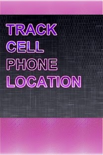 Track Cell Phone Location App - screenshot thumbnail