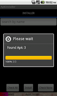 ApkInstaller(apk installer) - screenshot thumbnail