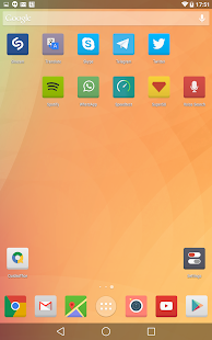 Numix Square icon pack- screenshot thumbnail