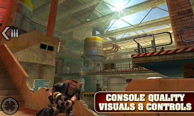 Android hra Frontline Commando V2.0.2   zabavne hry oddechove hry hd androidhry akcni hry