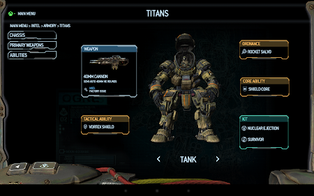 Titanfall Companion App 1.1.0 screenshot 54957
