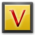 Vocablo vocabulary trainer icon