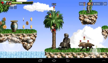Babylonian Twins Platform Game Screenshot 13