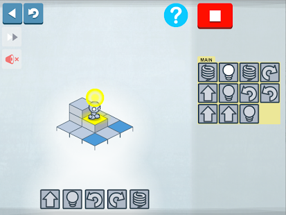 Lightbot - Programming Puzzles- screenshot thumbnail