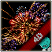 Fireworks 4D with Countdown