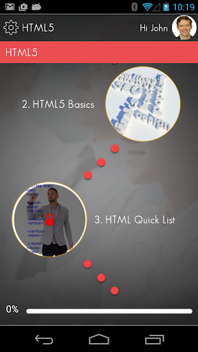 Learn HTML5 by GoLearningBus