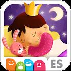 ¡A la cama! niños y niñas icon