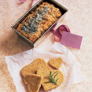 Rosemary-Oatmeal Tea Breads.