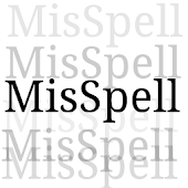 MisSpell: A Spelling Game