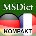 Dictionary French <-> German icon