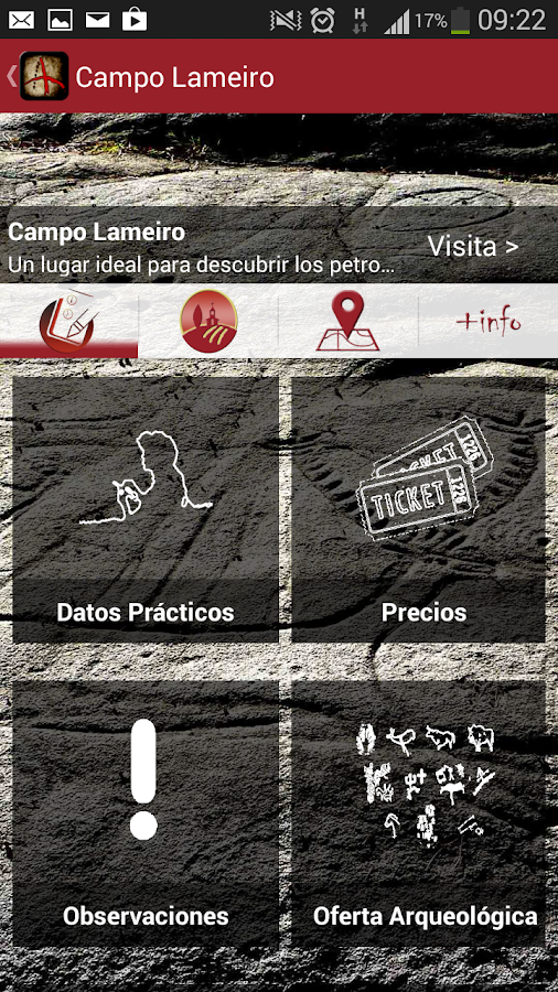 Territorios Rupestres- screenshot