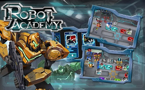 Robot Academy- screenshot thumbnail