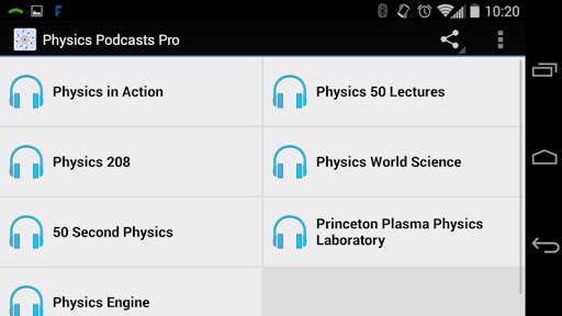 Physics Podcasts Pro
