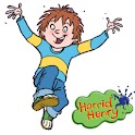 Horrid Henry All In One logo