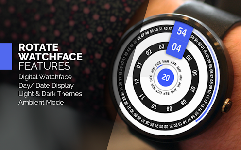 Rotate Watch Face- screenshot thumbnail