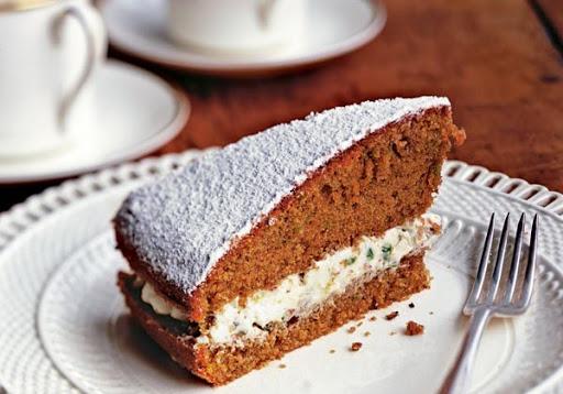 Pistachio Coffee Cake
