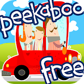Peekaboo Vehicles Free