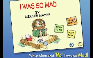 Screenshot of I Was So Mad - Little Critter