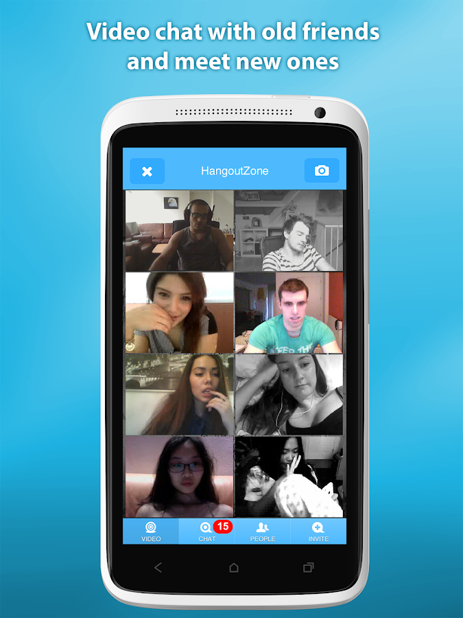Tinychat - Group Video Chat - screenshot