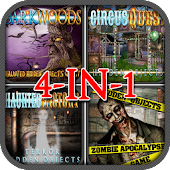 Haunt Hidden Object Quest 4-1