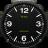 Hero Clock 6 Widget 2x2 icon