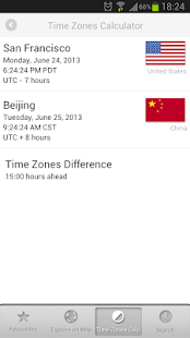 玩旅遊App|Best World Clock & Time Zones免費|APP試玩