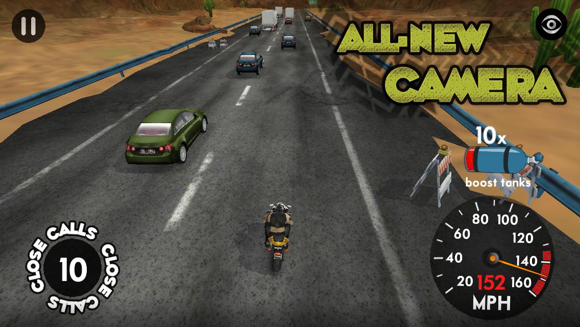 Highway Rider- screenshot