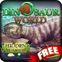 Dinosaur World Hidden Numbers icon