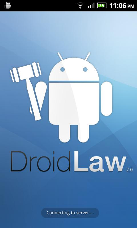 United States Code - DroidLaw- screenshot