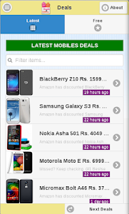 Online Deals & Offers India screenshot 2