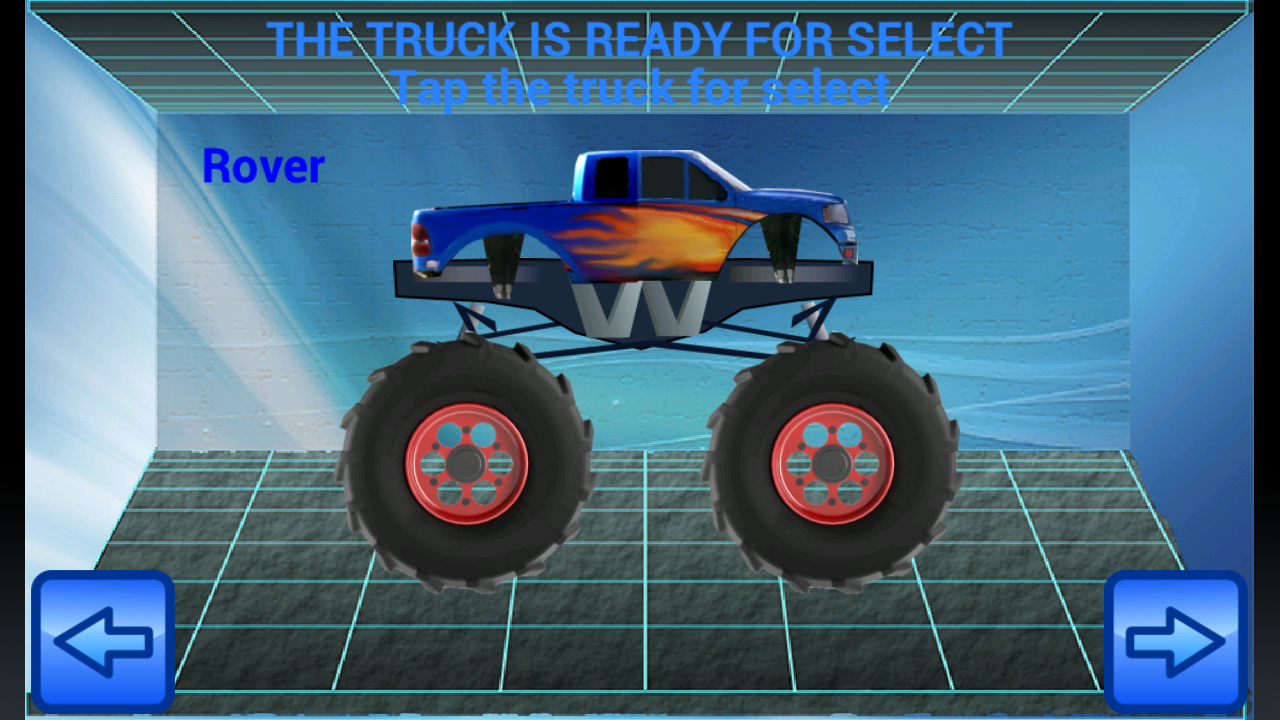 Truck adventure free- screenshot